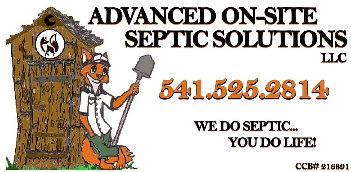 Advanced On-Site Septic Solutions Logo